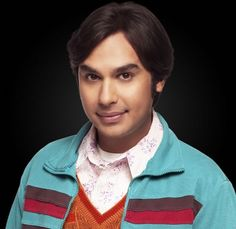 Rajesh Koothrappali The Big Bang Theory Fans Site