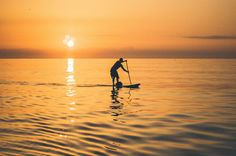 Stand Up Paddle Surf, mediterraneo