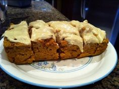 Cool Recipes - High-Protein Bodybuilding Pumpkin Bread