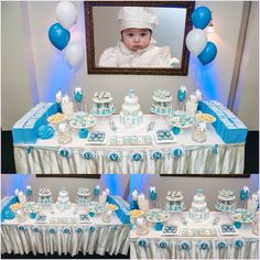 jovani s christening buffet styled designed by oh so sweet candy