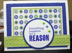 Everything Happens for a Reason - Dave