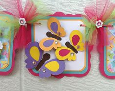 butterfly baby shower