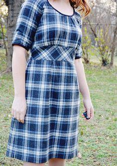 Colette Patterns Dahlia Dress - Version 1