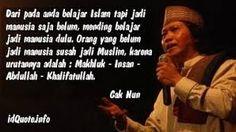 37 Ide Emha Ainun Najib Caknun Mbah Nun Kutipan Motivasi Bijak