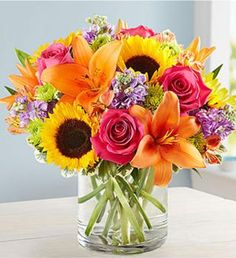 Flowers for you (25 pieces)