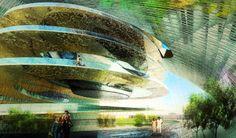 :: Vertical Central Park | Jeffrey Lee + Rui Liu + Tina Qiu