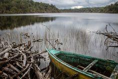 Lago Popetan, Queilen