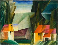 El pez dorado, de Paul Klee, 1925