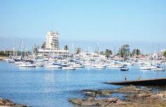 Un paseo por la costa - 34 - Puerto del Buceo y Yacht Club