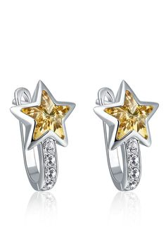Awesome Wishing Star Set - Earring & Bracelet