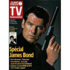 TV Magazine Ouest-France (n°16136) du 05/12/1997 - James Bond - Pierce Brosnan -... [Magazine mis en vente par Presse-Mémoire]