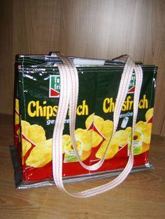 "Recycling- Taschen ""Chips"""