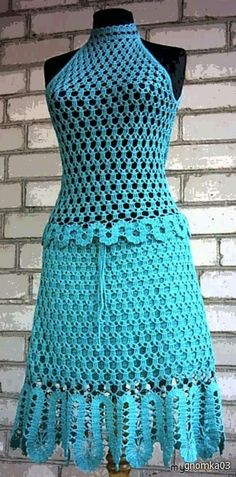 beside crochet: كروشية بلون الصيف للسيدات.Crochet for summer Crochet Bodycon Dresses, Black Crochet Dress, Crochet Skirts, Crochet Jacket, Crochet Shawl, Crochet Clothes, Knit Crochet, Crochet Woman, Crochet Fashion