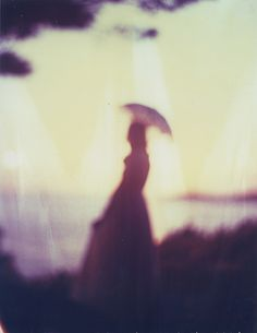 ☽ Dream Within a Dream ☾ Misty Blurred Art and Fashion Photography - Ludwig West