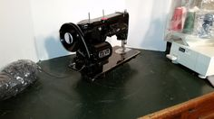 Singer 306k, restored by Stagecoach Road Vintage Sewing Machine