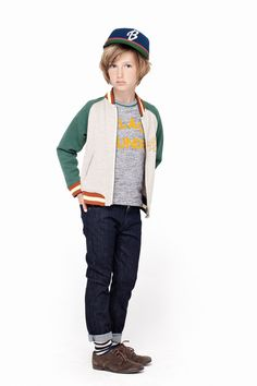 Kindermode Jongens Sweatvest van Bellerose | Love the Look | www.kienk.nl