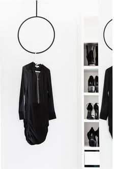 Amee Allsop | AMM blog. Contemporary Wardrobe Design.  Vintage, modern, luxury or eclectic closet. Wich are you favourites? See some decor tips for your own interior projects, walk in closets and wardrobes here: http://www.pinterest.com/homedsgnideas/