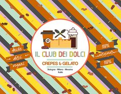 """Check out new work on my @Behance portfolio: """"Il Club dei Dolci"""" http://on.be.net/1M3BpmT"""