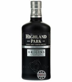 Highland Park Dark Origins Single Malt Scotch Whisky / 46,8 % Vol. / 0,7 Liter-Flasche in Geschenkbox
