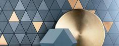 Metallic Geometric Motifs