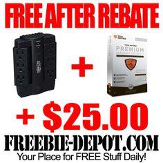 FREE After Rebate Money Maker Offer