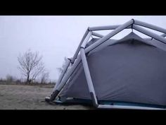 Withstands 112 mph winds with Heimplanet Maverick's Inflatable Tent – Whoopzz