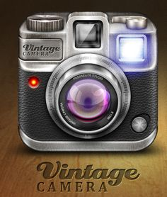 Vintage Camera has been updated, a free update to a free app.