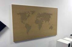 Piccolo Mappamondo fono-isolante Acoustic Panels, Audio, Home