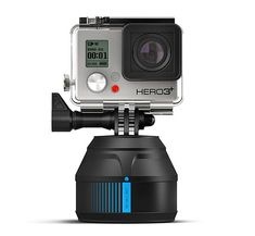 GoPole Scenelapse This timelapse device for your GoPro Hero makes shooting dramatic 360º timelapse video & photos completely effortless. You set the camera angle & duration & the Scenelapse rig does the rest, spinning 360º in 1 hour.