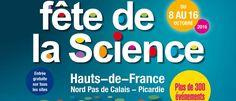 #FDS2016 la Fête de la science ! Programme complet en @hautsdefrance