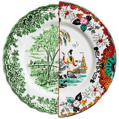 Hybrid Ipazia Dinner plate - I NEED these plates!!!!!