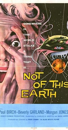 Directed by Roger Corman. With Paul Birch, Beverly Garland, Morgan Jones, William Roerick. An alien agent from the distant planet Davana is sent to Earth via a high-tech matter transporter. There, he terrorizes Southern California in an attempt to acquire blood for his dying race, the result of a devastating nuclear war.