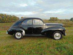 Peugeot - 203 - 1957 Auto Peugeot, Kansas Usa, Limousine, Fiat 500, Cars And Motorcycles, Vintage Cars, Trucks, Passion, Vehicles