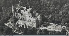 Schloß Fürstenstein - during WWII.