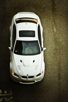 Very nice shot of an E92 BMW M3 Modified