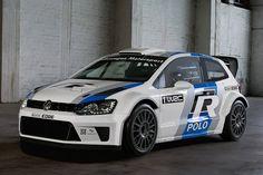 ポロ R WRC(開発車両)