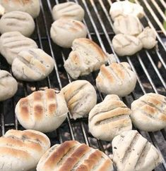 Recipe for a South African braai essential - Roosterkoek aka roosterbrood. Serve warm with lots of butter or make your own garlic butter. South African Braai, Braai Recipes, South African Recipes, Instant Yeast, Bread Rolls, Dough Recipe, Garlic Butter, Recipe Of The Day, Cooking Time