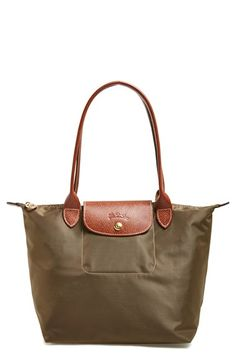 Longchamp 'Small Le Pliage' Shoulder Bag available at #Nordstrom