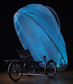 FireFly: the all weather Trike by GeoSpace Studio   URDesign Magazine