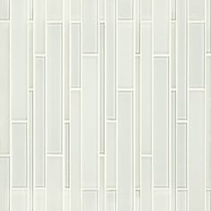 Wolfgang White Gloss and Satin Mix Opera Stilato Linear Mosaic