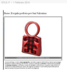 Stile.it parla della #biribag per San Valentino