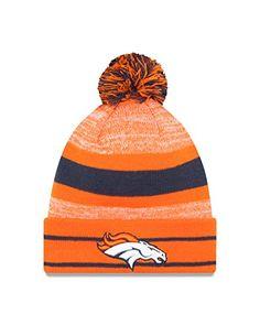 d1cb2676f7f Amazon.com   New Era NFL Baltimore Ravens Pom Knit Beanie