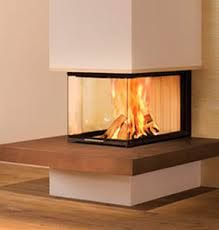 Image result for three sided stove