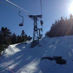 #madriverglen #lastrun #singlechair Ski Magazine, Ski Club, Racing Events, Ski Resorts, East Coast, Vermont, Acre, Skiing, Mad