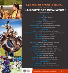 Tourisme Autochtone Québec La Route des Pow-Wow 2017 - Tourisme Autochtone Québec