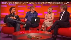 The Graham Norton Show S20E15 – Matthew McConaughey, Christina Ricci, Josh Widdicombe, Ed Sheeran
