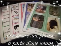 Le Ch, Document, Info, Aide, Images, Verb Words, Pictogram, Grammar, Mathematical Analysis