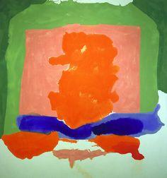 Helen Frankenthaler | Helen frankenthaler, Abstract expressionism ...