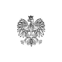 Tattoo bird outline clip art 28 ideas for 2019 Polish Eagle Tattoo, Polish Tattoos, Poland Tattoo, Falcon Tattoo, Bird Outline, Girls With Sleeve Tattoos, Time Tattoos, Arm Tattoo, Tatoo