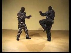 Krav Maga Self Defense Techniques : Close Quarters Combat Techniques for Krav Maga - YouTube